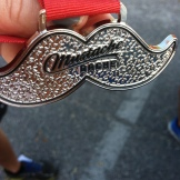 Mustache Dache 5k- St. Pete, FL